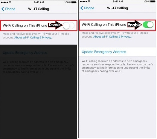 How to fix Wi-Fi calling not working on iPhone 6S in iOS 9