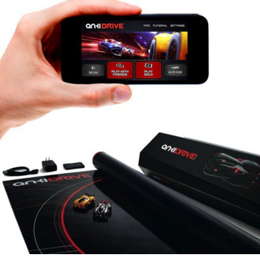 amazing Anki Smart Robert racing car