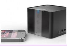 Wireless Bluetooth speaker for iPhone