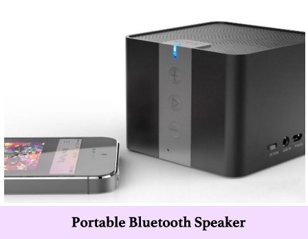 Wireless Bluetooth speaker for iPhone