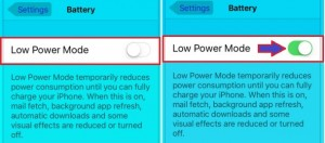 Good tips to Save battery on iPhone 6S, iPhone 6S Plus