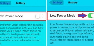 Good tips to Save battery on iPhone 6S, iPhone 6S Plus battery life on iOS 9