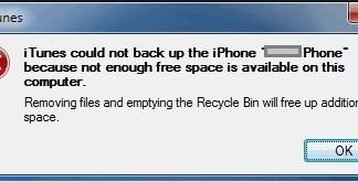 How to Change iTunes backup location on Windows
