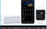 How to control home temperature with iPhone and Apple Watch