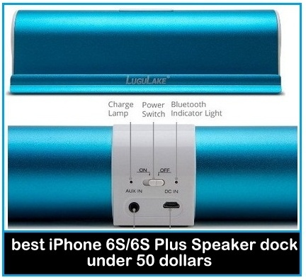 Best iPhone 6S Speaker docks: Portable, Bluetooth, Bluetooth, with CD player, Speaker dock with microphone, ipad Air, iPad Mini, iPhone 6S Plus