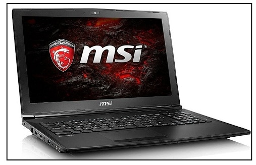 MSI the Best gaming laptop 2017