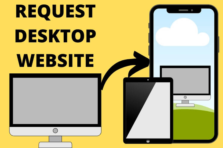Request Desktop Website on iPhone and iPad