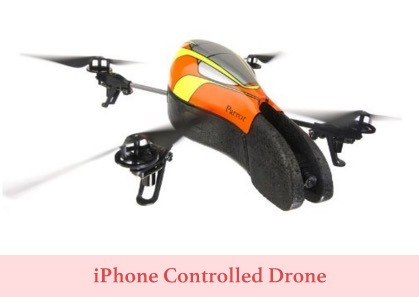 best iPhone controlled helicopter