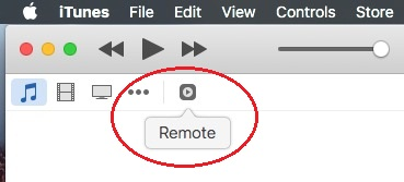 remote app to control iTunes on iPhone, ipad iOS 9