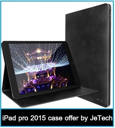 Best iPad Pro leather cases 2015