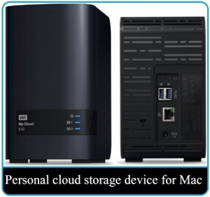 Best Personal Cloud Storage Device for Mac 2018-2017: NAS for Mac Reviews