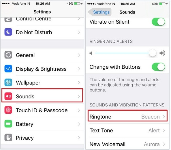 How to Crete a Custom vibration on iPhone iOS 9
