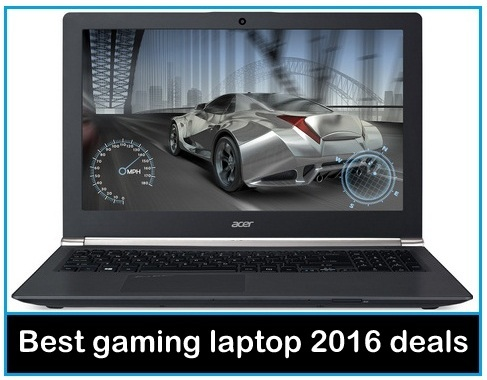 Acer Best gaming laptop under 1500 dollars 2016 USA