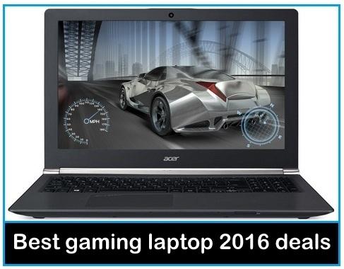 Acer Best gaming laptop under 1500 dollars 2016 USA