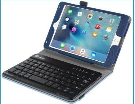 apple iPad Mini 4 keyboard case 2015