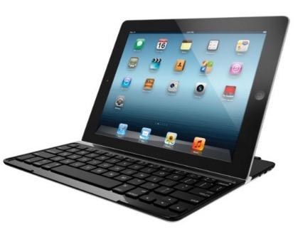 Portable iPad keyboard for all iOS device