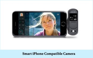 iPhone controlled camera for Portable