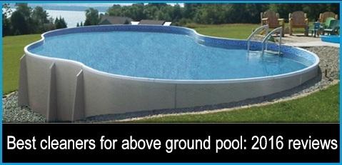 Best vacuums for above ground pool 2016 reviews for Best above ground pool reviews