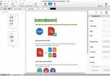 edit PDF on Mac OS X EI Capitan and Yosemite