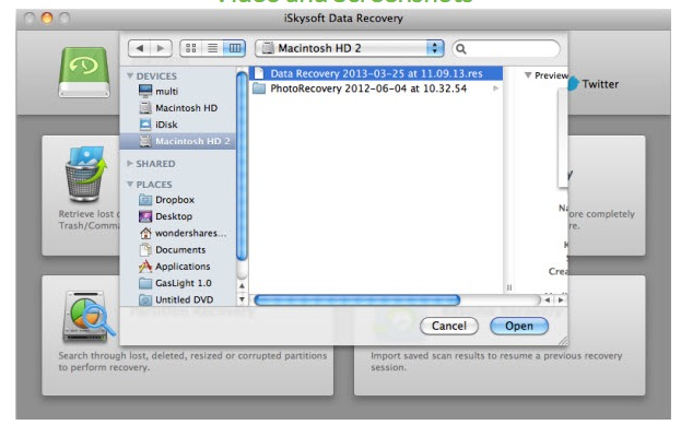 Best Data recovery software for Mac OS X EI Capitan and Yosemite