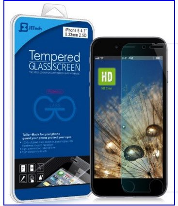 JETech iPhone 6 Screen protector in best price