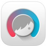 You Doodle iOS app for perfect selfie