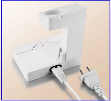 Rechargeable Apple Watch Power bank stand