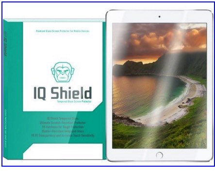Skinomi iPad pro screen protector