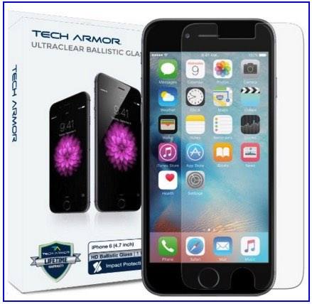 Cheapest iPhone 6 screen protector