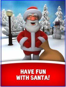 Make greetings video on Christmas
