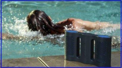 Best Waterproof Wireless Speaker for iOS