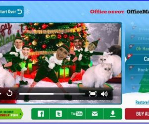 Christmas app for iPhone and iPad