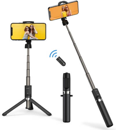 ATUMTEK Selfie Stick for iPhone