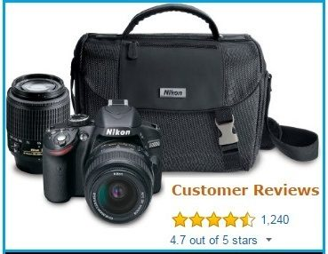 Best Digital Nikon Slr Camera 2019