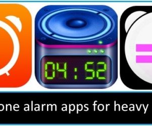Best iPhone alarm apps for heavy sleepers