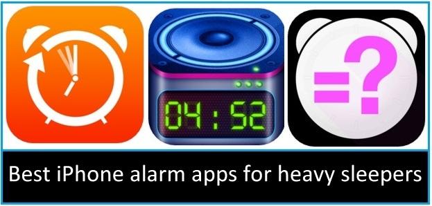 Лучшие будильники для iPhone для тех, кто спит