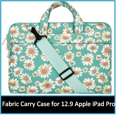 Stylist looking best iPad Pro carrying cases with handle