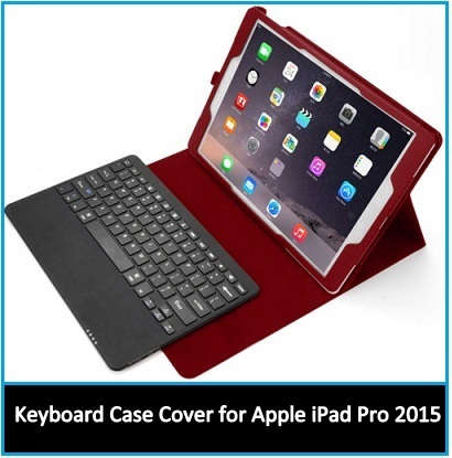 Best iPad Pro keyboard case 2015 - Apple iPad Pro Keyboard Case cover