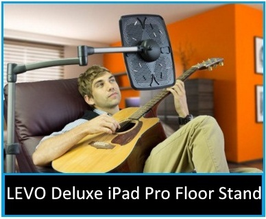 Levo Best iPad pro floor stand