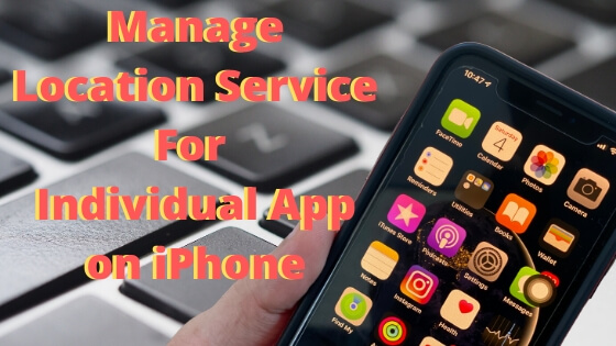 Manage Location Services on iPhone and Mac