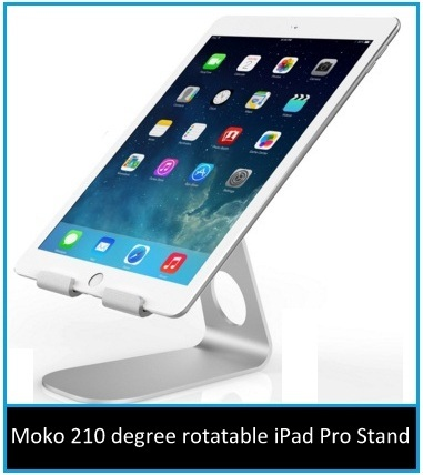 ipad Pro charging stand holder 2015 best