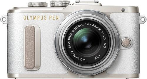 Olympus PEN E-PL8 Digital Camera