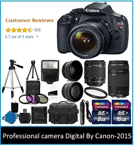 Professional camera Digital By Canon