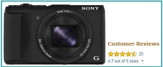 sony digital camera good review