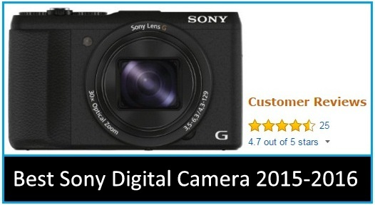 sony digital camera good review