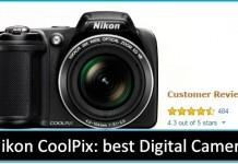 Nikon CoolPix Camera 2015