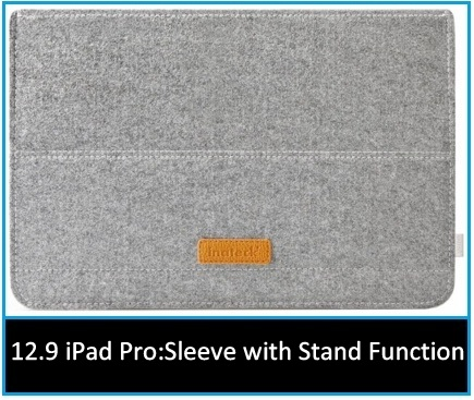 Inateck offer iPad Pro Sleeve case