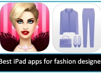 best iPad apps for fashion designer