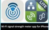 Best wifi signal strength meter app for iPhone, iPad