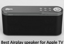 Best Airplay speakers for iPhone